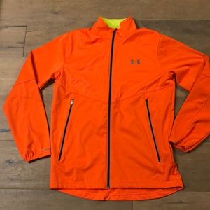 Under armor cold Gear running fitness jacket